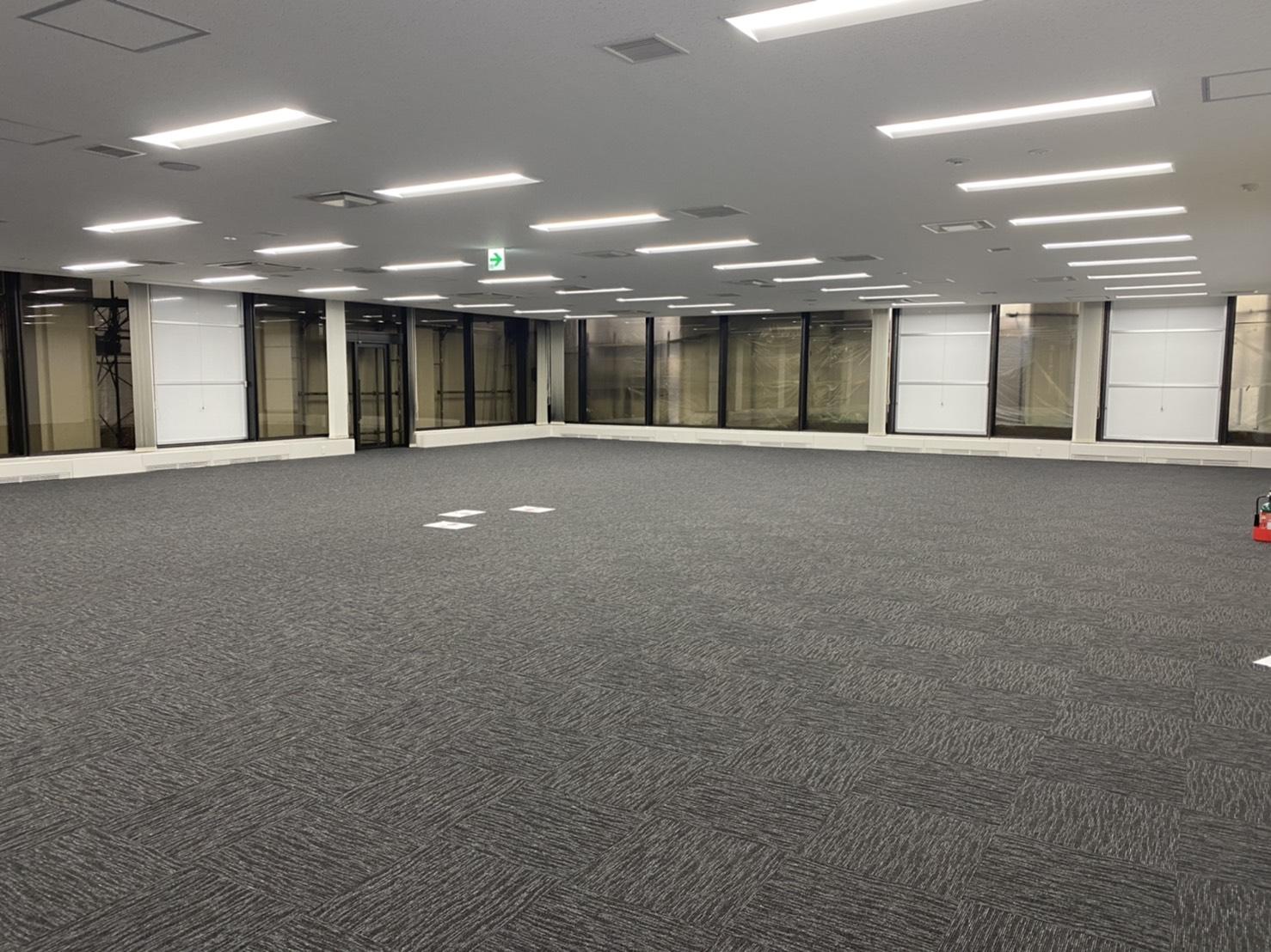 トネクションのオフィス原状回復工事