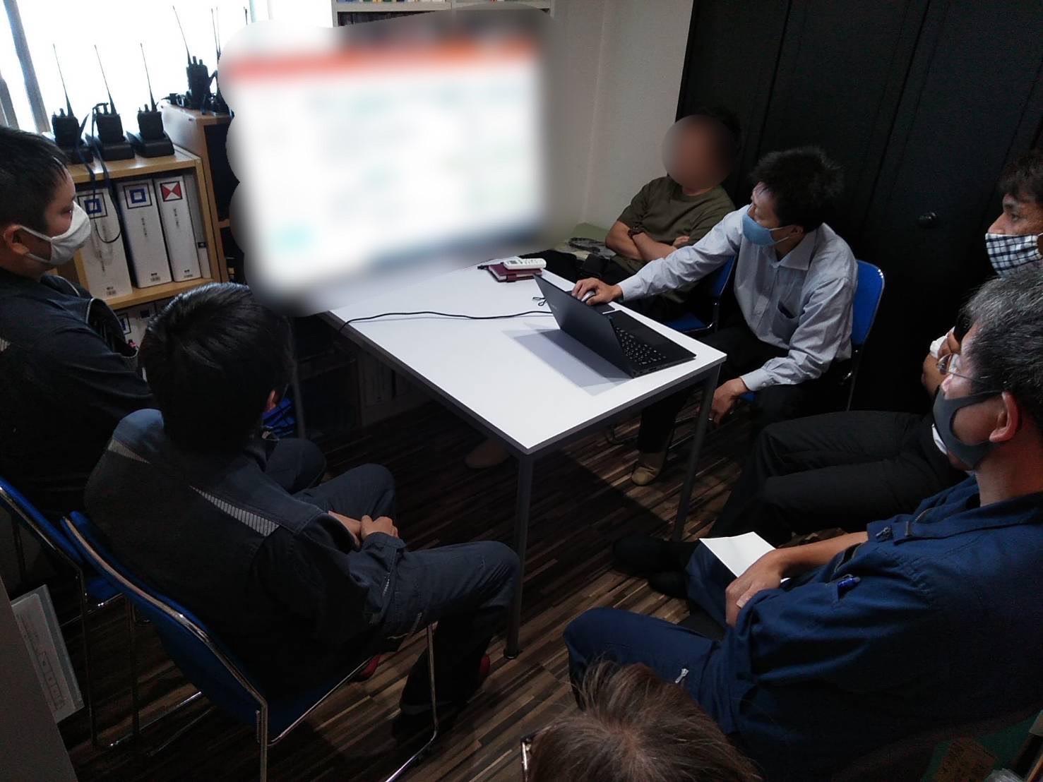 トネクション西日本フロア事業本部